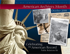 American Archives Month 2008